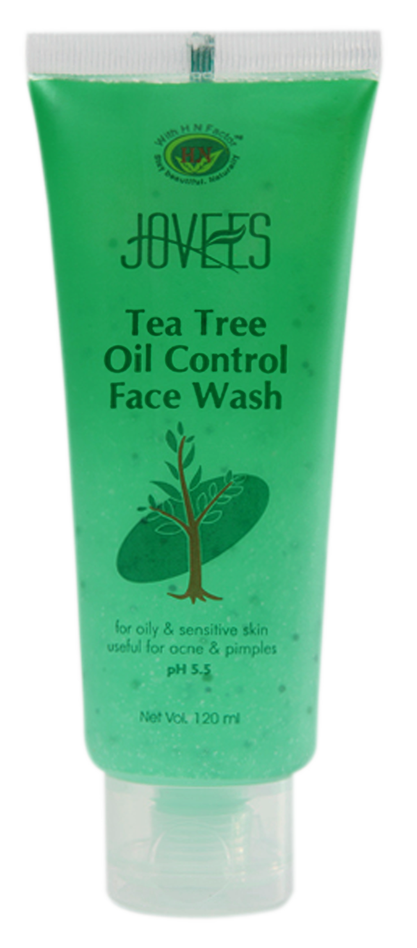 Tea Tree Oil Control Face Wash 120ml, AUSTCEYL ONLINE SHOP